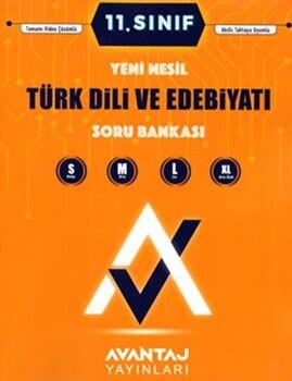 Avantaj Yayınları11. Sınıf Türk Dili ve Edebiyatı Soru Bankası