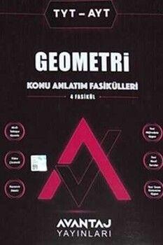 Avantaj YayınlarıTYT AYT Geometri Konu Fasikülleri