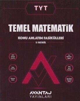 Avantaj YayınlarıTYT Temel Matematik Konu Fasikülleri