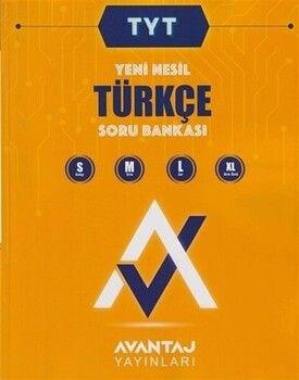 Avantaj YayınlarıTYT Türkçe Soru Bankası