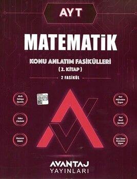 Avantaj YayınlarıAYT Matematik Konu Anlatım Fasikülleri 2.Kitap