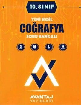 Avantaj Yayınları10. Sınıf Coğrafya Soru Bankası