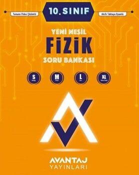 Avantaj Yayınları10. Sınıf Fizik Soru Bankası