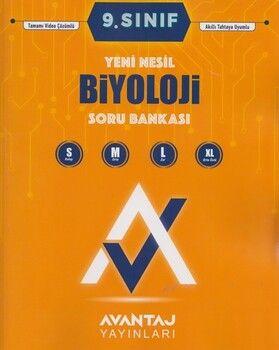 Avantaj Yayınları9. Sınıf Biyoloji Soru Bankası