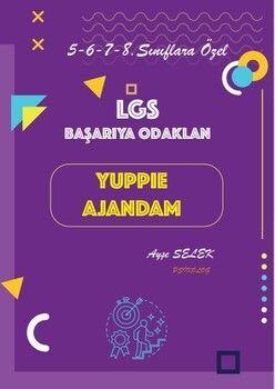 Ayşe Selek Yayınları LGS Başarıya Odaklan