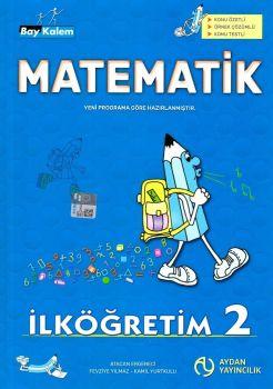 Aydan Yayınları 2. Sınıf Matematik Bay kalem Konu Anlatımlı