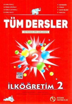 Aydan Yayınları 2. Sınıf Tüm Dersler Soru Bankası
