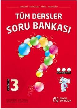 Aydan Yayınları 3. Sınıf Tüm Dersler Soru Bankası