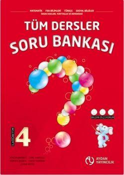 Aydan Yayınları 4. Sınıf Tüm Dersler Soru Bankası