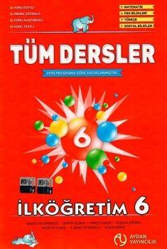 Aydan Yayınları 6. Sınıf Tüm Dersler
