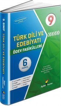 Aydın Yayınları 9. Sınıf Türk Dili ve Edebiyatı Ödev Fasikülleri