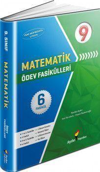 Aydın Yayınları 9. Sınıf Matematik Ödev Fasikülleri