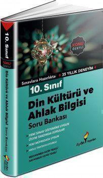 Aydın Yayınları 10. Sınıf Din Kültürü ve Ahlak Bilgisi Konu Özetli Soru Bankası