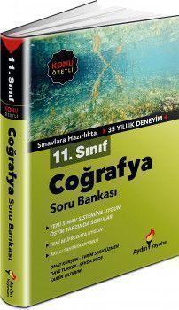 Aydın Yayınları 11. Sınıf Coğrafya Konu Özetli Soru Bankası