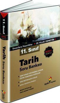 Aydın Yayınları 11. Sınıf Tarih Konu Özetli Soru Bankası