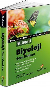 Aydın Yayınları 9. Sınıf Biyoloji Soru Bankası