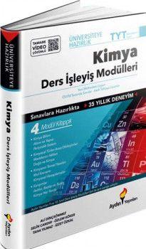 Aydın Yayınları TYT Kimya Ders İşleyiş Modülleri