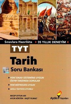 Aydın Yayınları TYT Tarih Soru Bankası