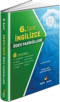 Aydın Yayınları 6. Sınıf İngilizce Ödev Fasikülleri