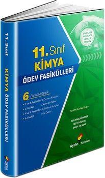 Aydın Yayınları 11. Sınıf Kimya Ödev Fasikülleri