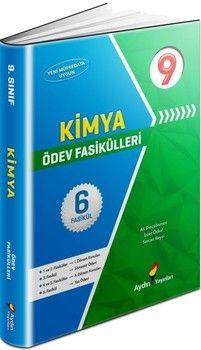 Aydın Yayınları 9. Sınıf Kimya Ödev Fasikülleri