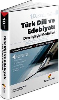 Aydın Yayınları 10. Sınıf Türk Dili ve Edebiyatı Ders İşleyiş Modülleri