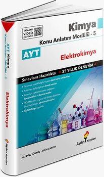 Aydın Yayınları AYT Kimya Konu Anlatım Modülü 5