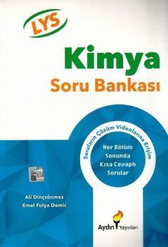 Aydın Yayınları LYS Kimya Soru Bankası