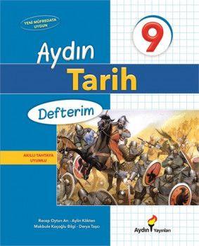 Aydın Yayınları 9. Sınıf Tarih Defterim