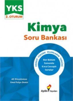 Aydın Yayınları YKS  2. Oturum Kimya Soru Bankası