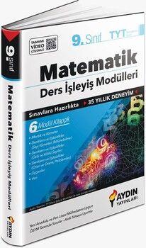 Aydın Yayınları 9. Sınıf Matematik Ders İşleyiş Modülleri