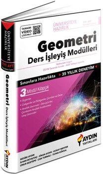 Aydın Yayınları AYT Kimya Ders İşleyiş Modülleri