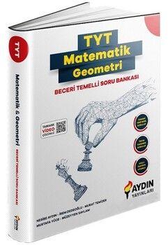 Aydın Yayınları TYT Matematik Geometri Beceri Temelli Soru Bankası