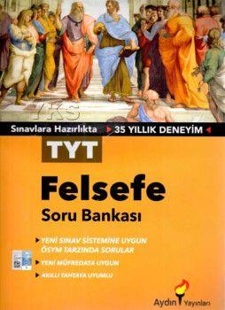 Aydın Yayınları TYT Felsefe Soru Bankası