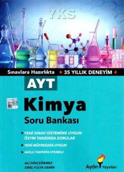 Aydın Yayınları AYT Kimya Soru Bankası