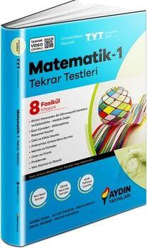 Aydın YayınlarıTYT Matematik-1 Üniversiteye Hazırlık Tekrar Testleri