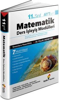 Aydın Yayınları 11. Sınıf Matematik Ders İşleyiş Modülleri
