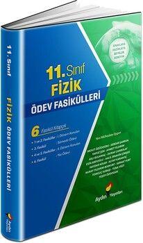 Aydın Yayınları 11. Sınıf Fizik Ödev Fasikülleri