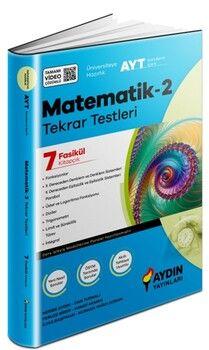 Aydın YayınlarıAYT Matematik 2 Tekrar Testleri
