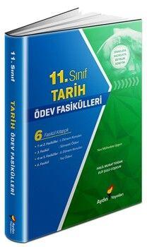 Aydın Yayınları 11. Sınıf Tarih Ödev Fasikülleri