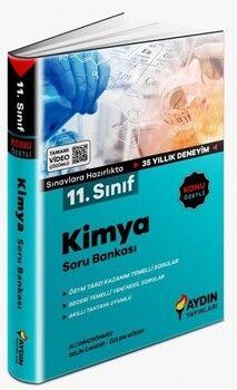 Aydın Yayınları 11. Sınıf Kimya Konu Özetli Soru Bankası