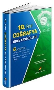 Aydın Yayınları 10. Sınıf Coğrafya Ödev Fasikülleri