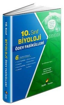 Aydın Yayınları 10. Sınıf Biyoloji Ödev Fasikülleri