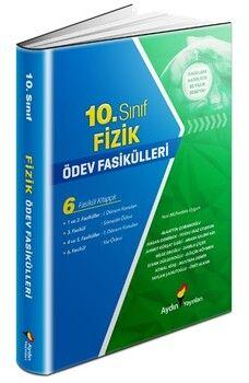 Aydın Yayınları 10. Sınıf Fizik Ödev Fasikülleri