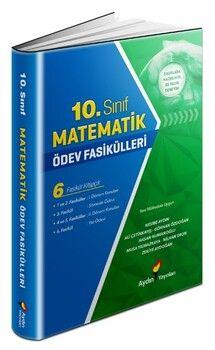 Aydın Yayınları 10. Sınıf Matematik Ödev Fasikülleri