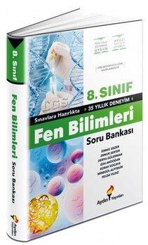 Aydın Yayınları 8. Sınıf Fen Bilimleri Soru Bankası
