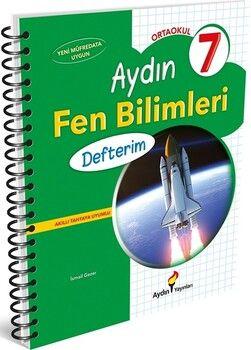 Aydın Yayınları 7. SınıfFen Bilimleri Defterim
