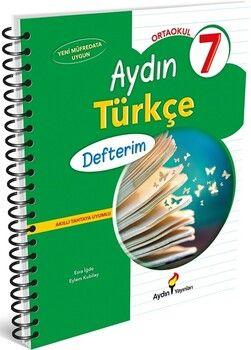 Aydın Yayınları 7. SınıfTürkçe Defterim