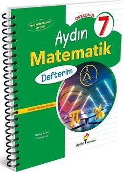 Aydın Yayınları 7. SınıfMatematik Defterim