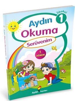 Aydın Yayınları1. Sınıf Okuma Serüvenim 1. Dönem
